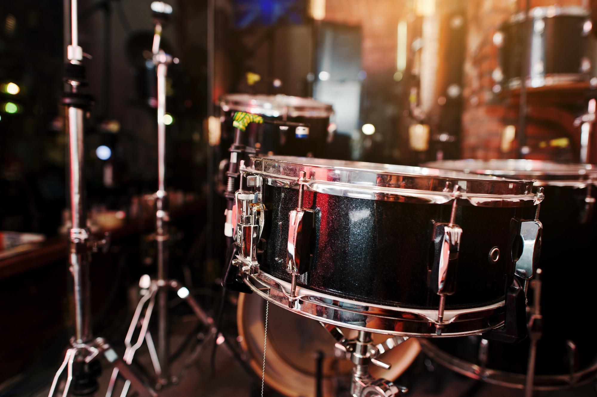 Acoustic Drums - malholmes.co.uk