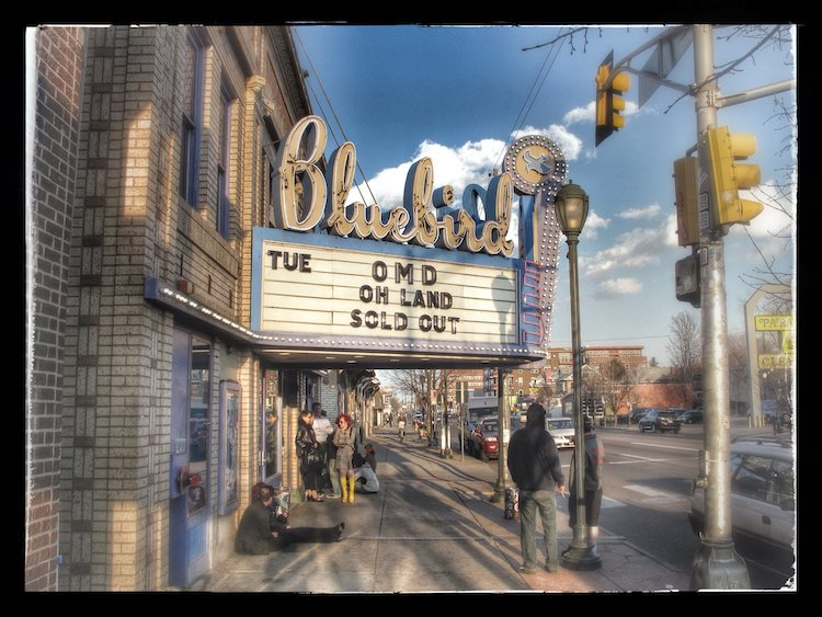 malholmes.com - Bluebird Theatre